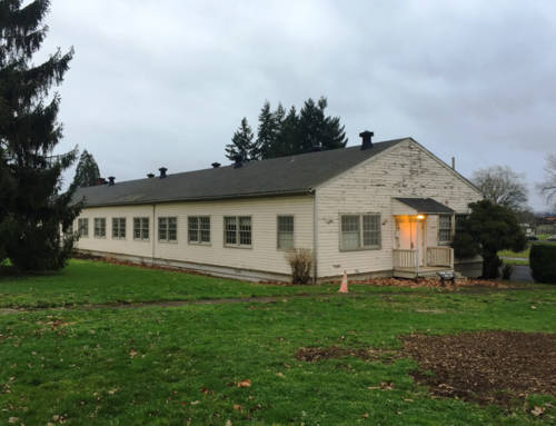 Fort Vancouver Building 728