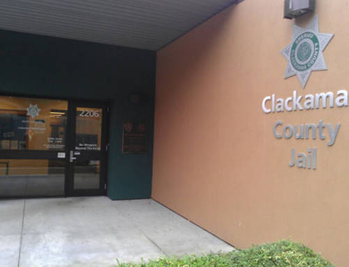 Clackamas County Jail
