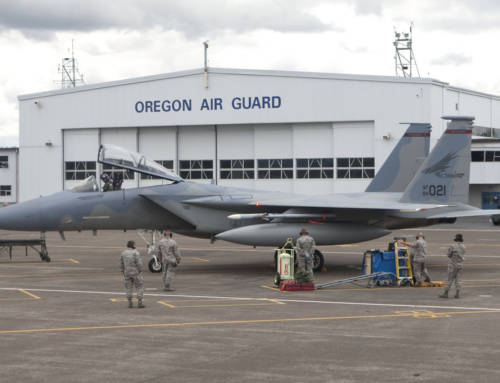 Portland Air & National Guard