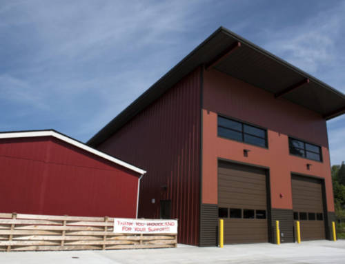 Woodland Fire Station